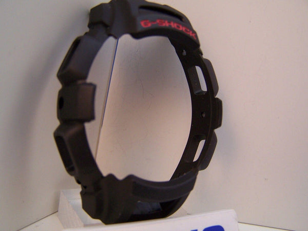 Casio Watch Parts GW-300, GW-301 Bezel/Shell. Black Resin