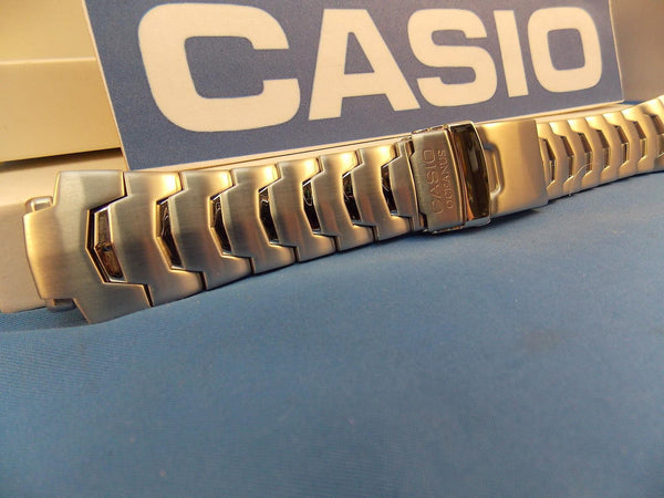Casio watchband OC-505D Bracelet  all steel silver tone. Discontinued Last one