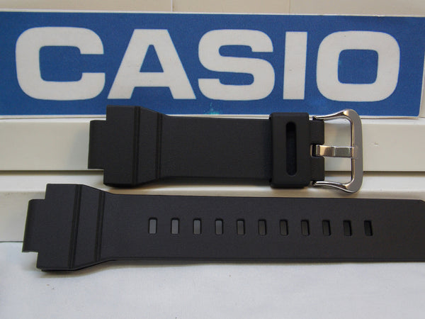 Casio watchband G-7800 Black Resin G-Shock  watchband