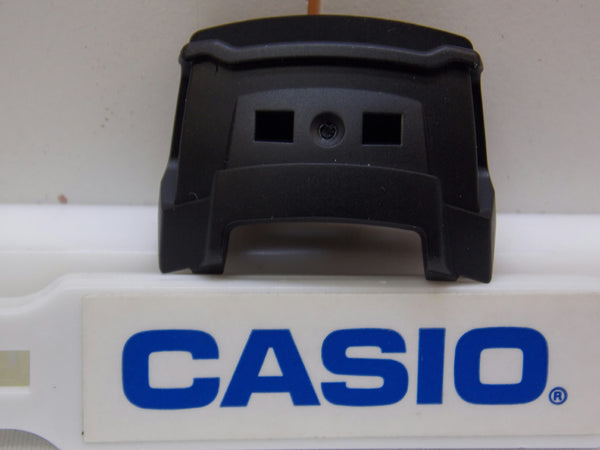Casio Watch Parts PAG-80, PRG-80, PAW-1100 6H Lug / Cover End Piece Black