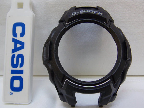 Casio Watch Parts MTG-910 MTG-920 Bezel Outer Shell Black