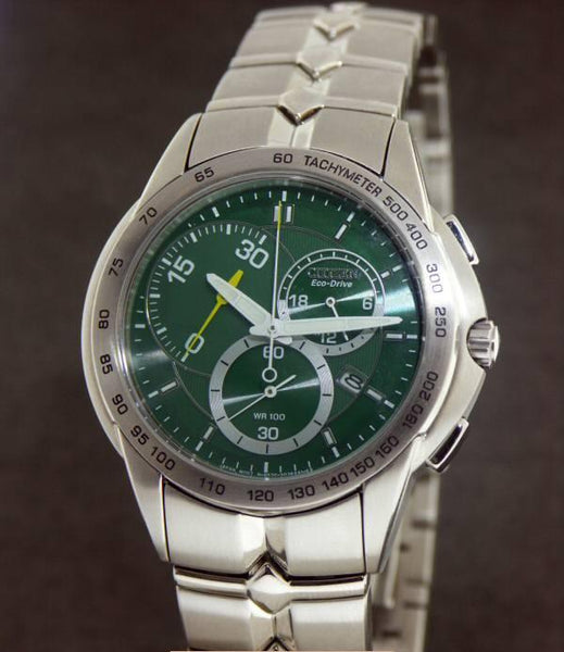 Citizen watchband Calibre 5700 Bracelet For Chronograph Eco-Drive AT1060-58