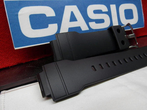 Casio watchband AWG-M510 -1AD Black Resin  G-Shock Protection MultiBand