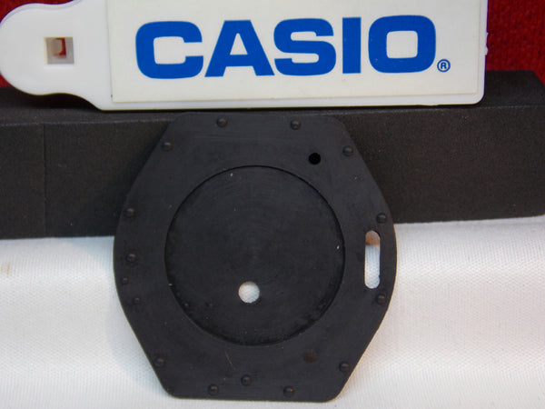 Casio Watch Parts PAG-60 Cushion Resin. Between back plate/movement Also fits..