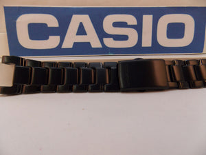 Casio watchband G-1400 D Bracelet Blk PVD G-shock Tough Solar Also fits GW-1400