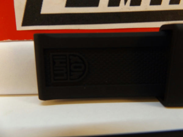 Luminox Watchband 3050 Black Rubber Series . 23mm With Attaching Pins