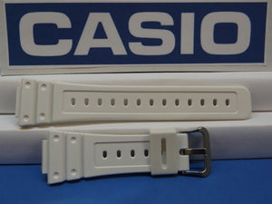 Casio watchband DW-5600 LC-7 White. Fits: GW-M5610, DW-5600E. . Watchband