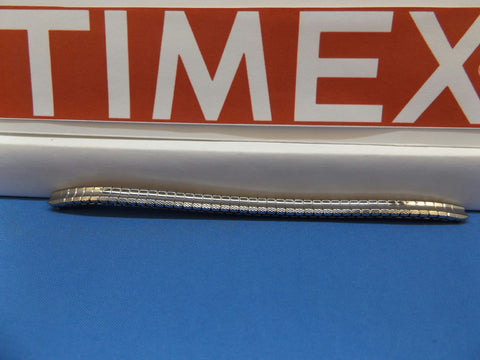 Timex watchband T00917 Expansion/Stretch Bracelet Silver Tone Ladies Watchband