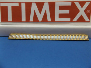 Timex watchband 10mm Two Tone Expansion/Stretch Bracelet Gld/Sil Lds Watchband