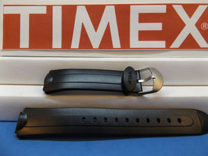 Timex watchband Unknown Acqua Black Ladies Sports . Watchband