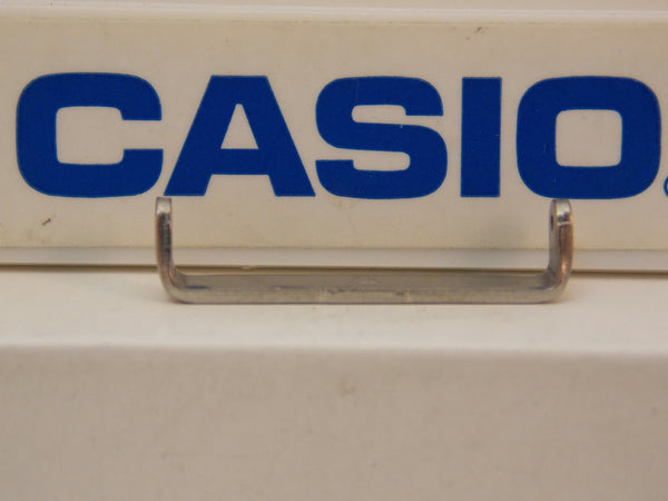 Casio Watch Parts SGW-200 End Link 20mm Wide Steel With Spring Bar