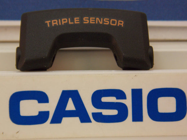 Casio Watch Parts PRG-110 G-1V 12H Side Loop Thru Lug Triple Sensor Orange Print