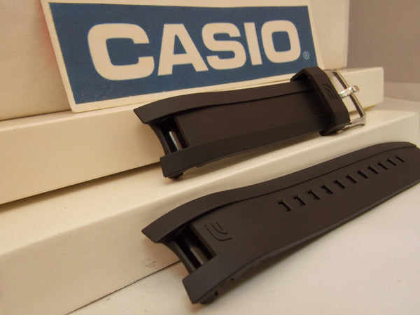 Casio watchband EQW-A1200 Black Rubber Tough Mvt. Edifice
