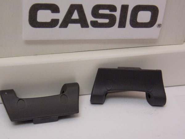 Casio Watch Parts Band Attach End Piece Pair For:PAG-240T; -50. PRG-240T;-40,-50