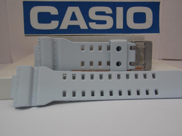 Casio watchband GA-110 SN-7A Sky Blue G-Shock Original Watchband.