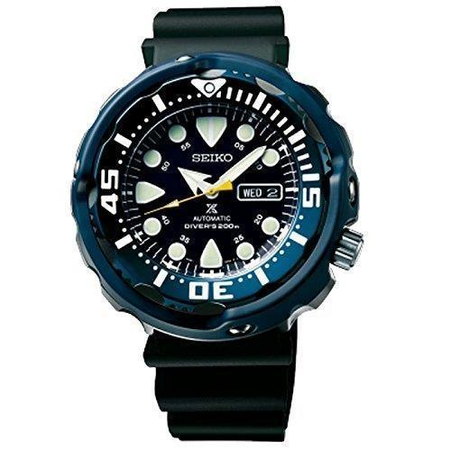 Seiko Original WatchBand SRP653 Silicone 22mm Divers Style Black. W/ Seiko Pins