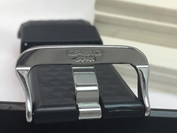 Casio watchband WSD-F20 Black Resin /Watchband for Smart GPS Watch