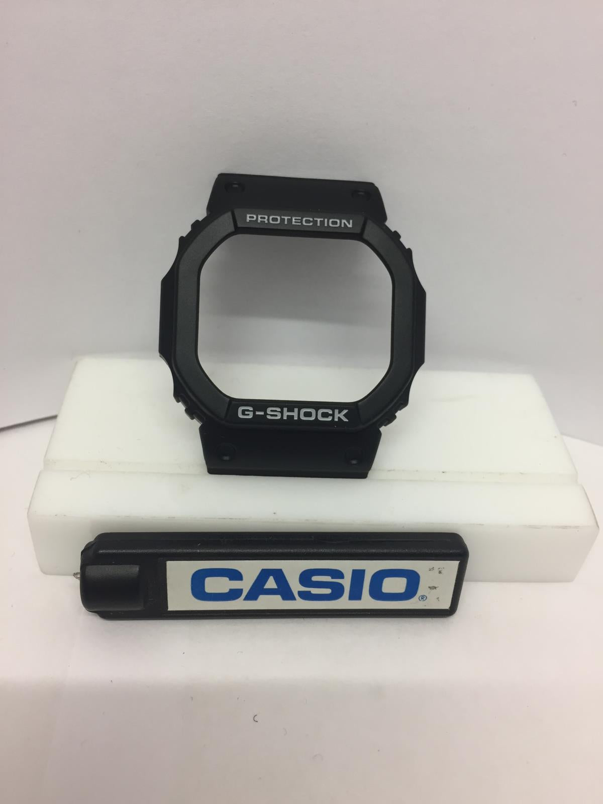 Casio Watch Parts G-5600-1 Bezel/Shell For G-Shock Tough Solar. Only Fits G-5600