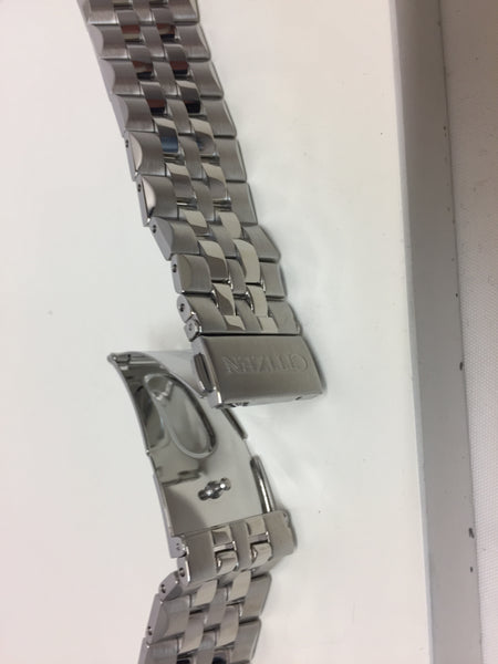 Citizen watchband Corso Bracelet Mod S044278 All Steel Solid Linked Fits These: