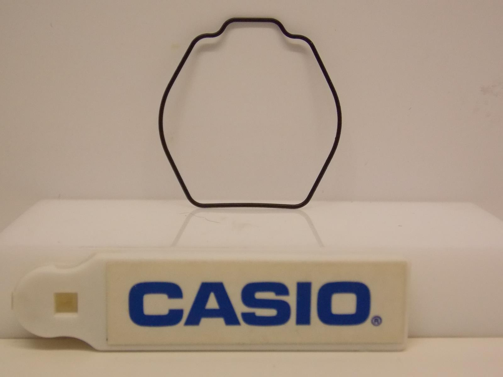 Casio Watch Parts GW-300,MTG-900 Back Plate Gasket See description for all model
