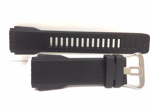 Casio Watchband WSD-F30 Original Black Strap w/Pins for Protrek GPS