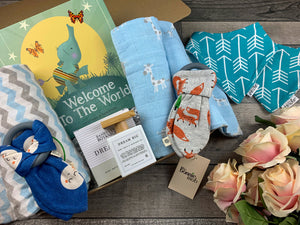 Bespoke Gift Boxes & Baby Shower Gifts