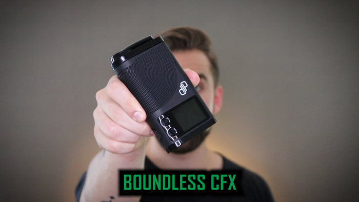 Boundless CFX Review & Vaporizer Tutorial
