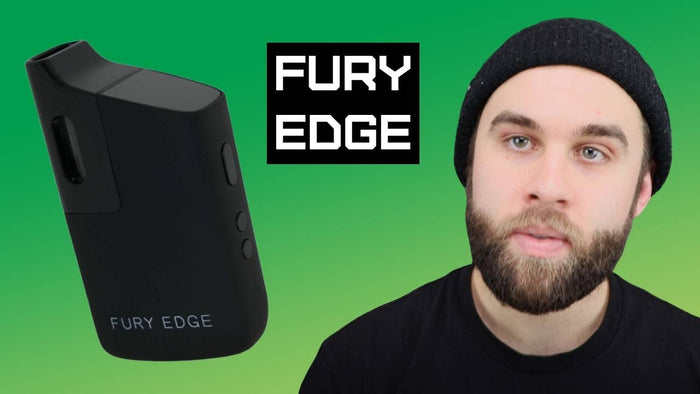 Healthy Rips Fury Edge Review & Vaporizer Tutorial