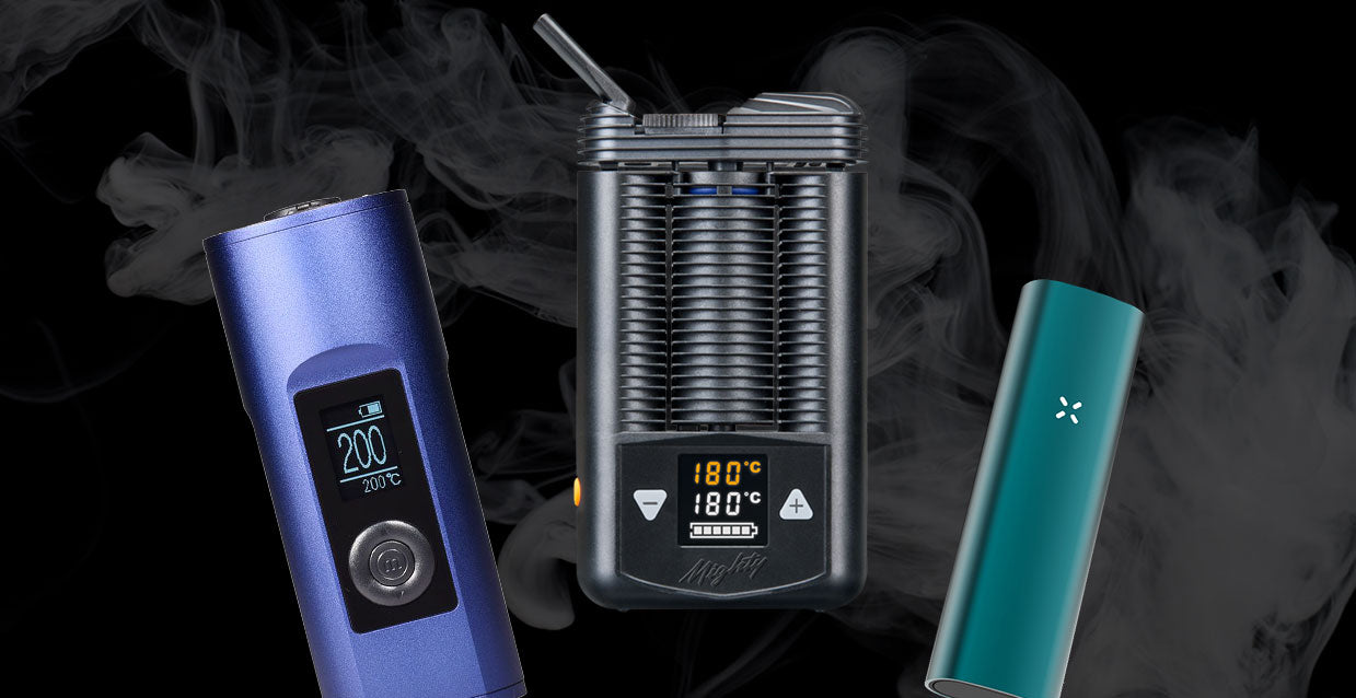 Vaporizers - Canada's #1 Herbal Vaporizer Store - Vaped ca