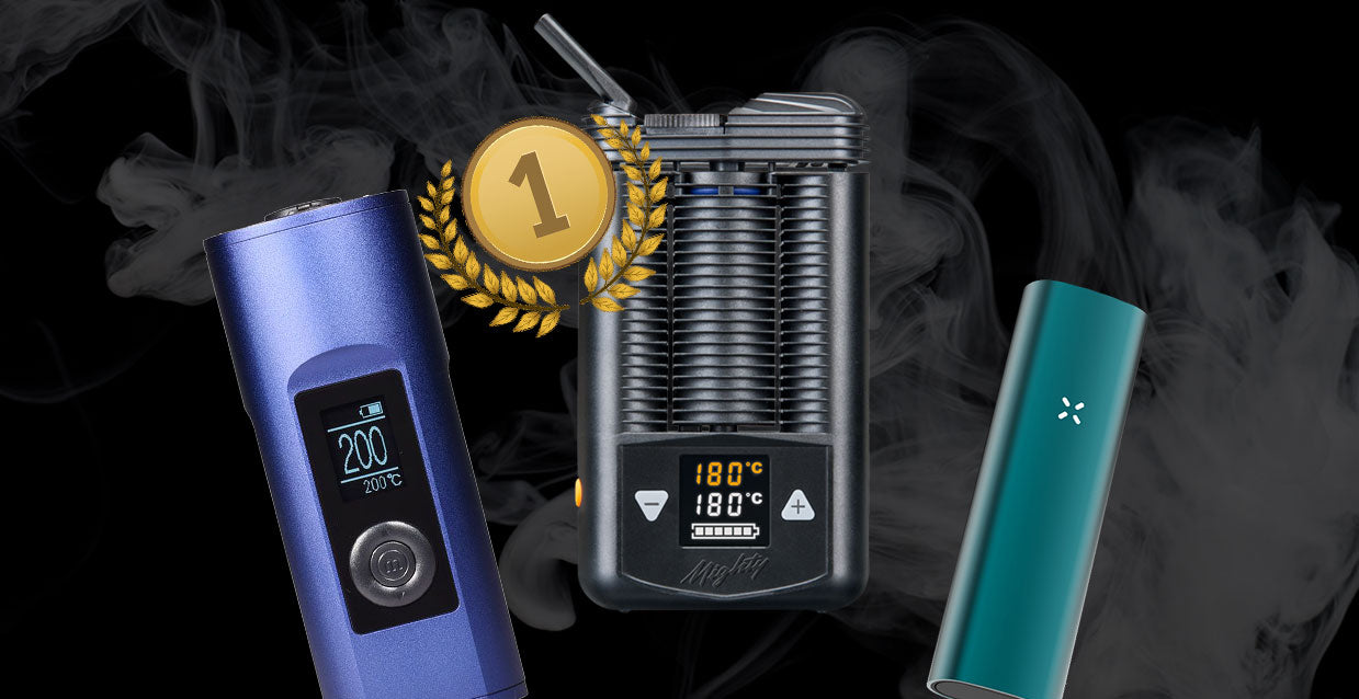 10 Best Portable Herb Vaporizers of 2019 [Ranked] — Vaped Canada
