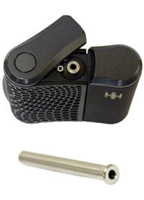 Haze Stainless Steel Mouthpiece - Vaped Canada