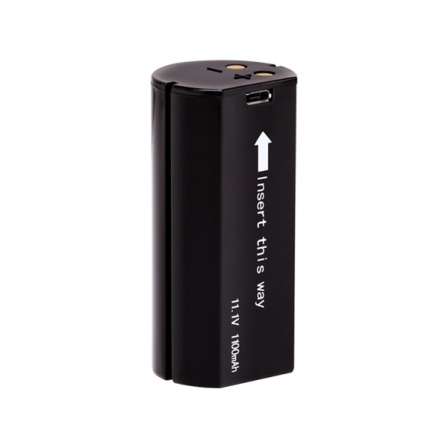 Vapir No2 Re Chargeable Battery Vaped Canada