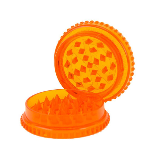 Volcano 2-Piece Plastic Grinder - Vaped Canada