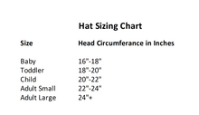 Load image into Gallery viewer, Adult Hat with Snap Pom Winterberry-Child Sizes Also Available