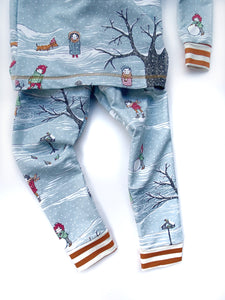 Cozy Winter Set Size 6Y