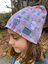 Load image into Gallery viewer, Child Christmas Winter Hat Beanie