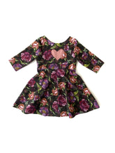 Load image into Gallery viewer, Minna Heart Back Tunic/Dress 4T Ready to Ship