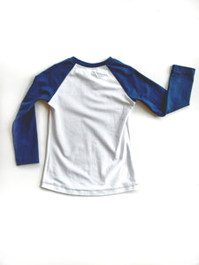 Unicorn Long Sleeve Raglan Shirt
