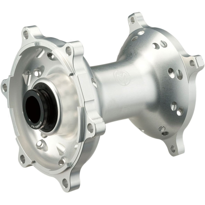 HUB MX1 FRONT YAM SILVER