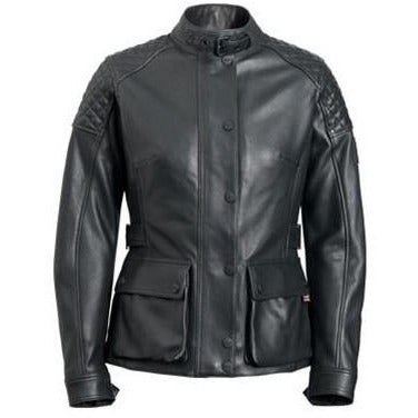 Triumph Ladies Paige Leather Jacket