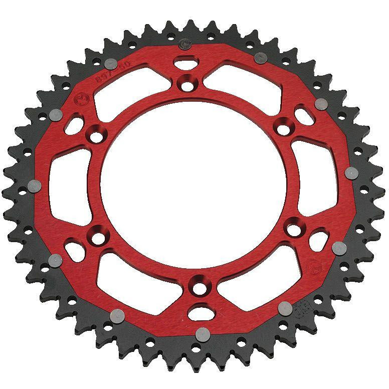 SPROCKET DUAL MSE BETA 49T RED