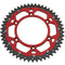 SPROCKET DUAL MSE BETA 50T RED