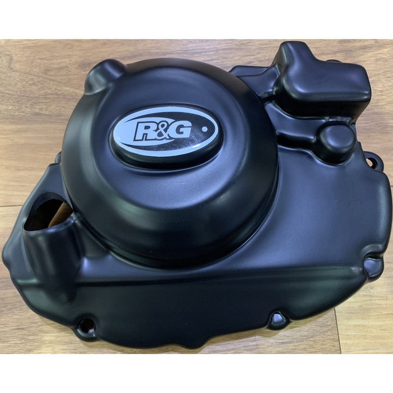 R&G Engine Case Covers Pair KEC0118BK