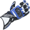 RST Mens Blade II Blue Leather Gloves