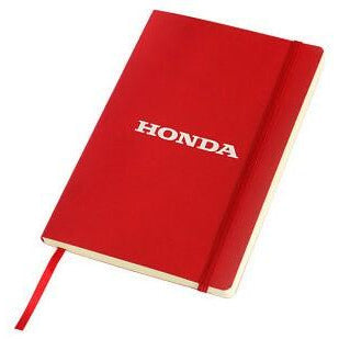Honda Soft Cover Lined Notepad