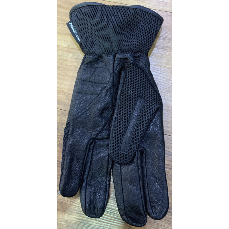 Hein Gericke Rocket Black Gloves