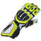 RST Mens Tractech Evo Yellow Leather Gloves