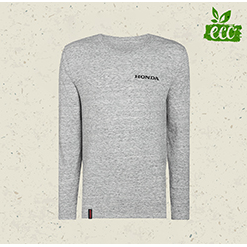 Honda Organic Mens Label T Shirt S