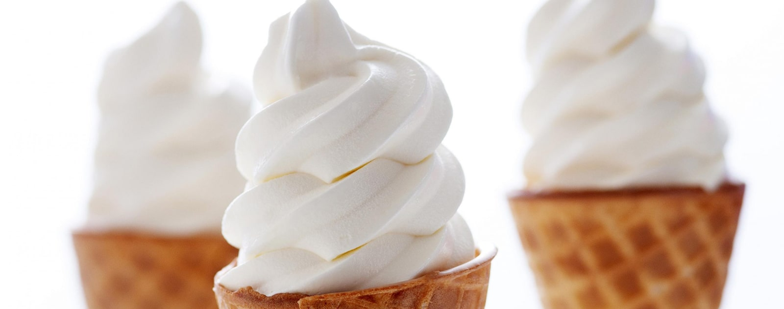 Glace Italienne Traditionnelle Vanille