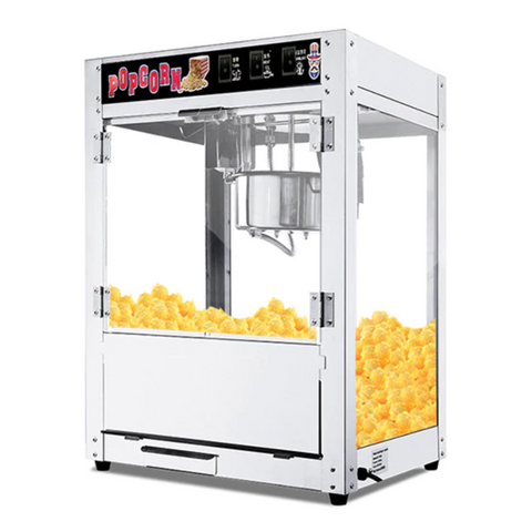 Machine Pop Corn Distributeur Inox